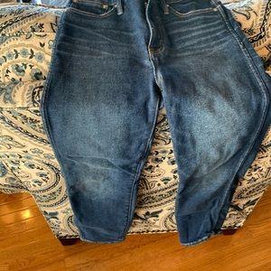 J crew point Sur jeans